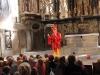 Puppenspiel in der Oberkirche für Kinder 2012