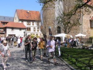 Frühlingsmarkt 2010 © Oberkirche Arnstadt e.V.