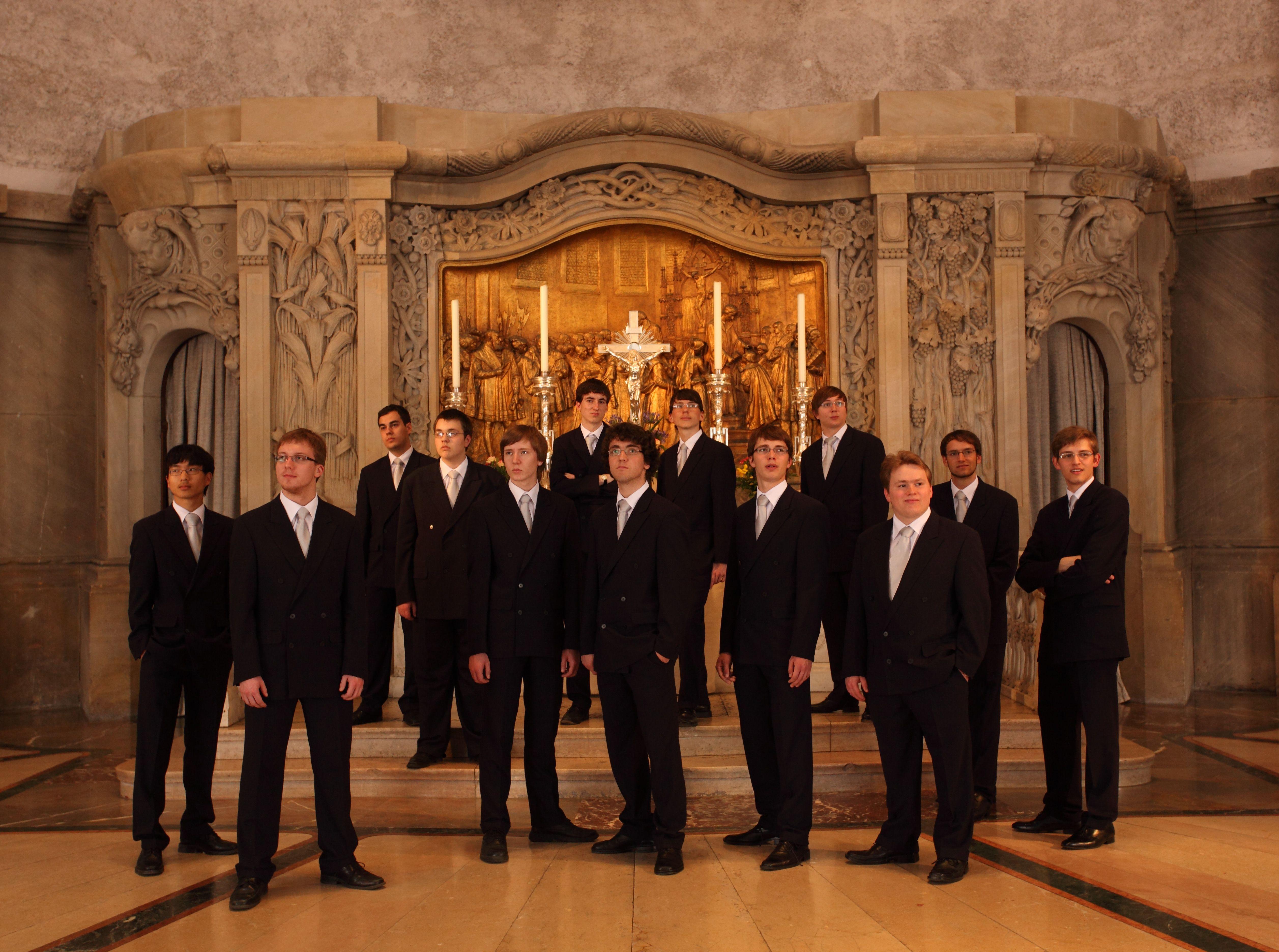 Konzert in der Oberkirche – Canta d'elysio