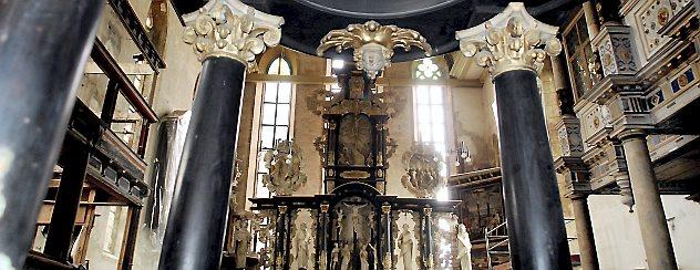 Die Oberkirche ist ein Schmuckstück. Foto: Hans-Peter Stadermann