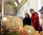 Tausende Besucher kommen alljährlich zum Bach-Advent in die Oberkirche. Die Kirche ist ein wichtiger Kulturtreffpunkt in Arnstadt.Archiv-Foto: Hans-Peter Stadermann