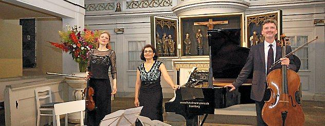 Die Gäste in der Arnstädter Oberkirche erwartet ein eindrucksvolles Abschlusskonzert, wie bereits im Jahr 2012, in Böhlen, auf unserem Foto. Archiv-Foto: Karl-Heinz Veit