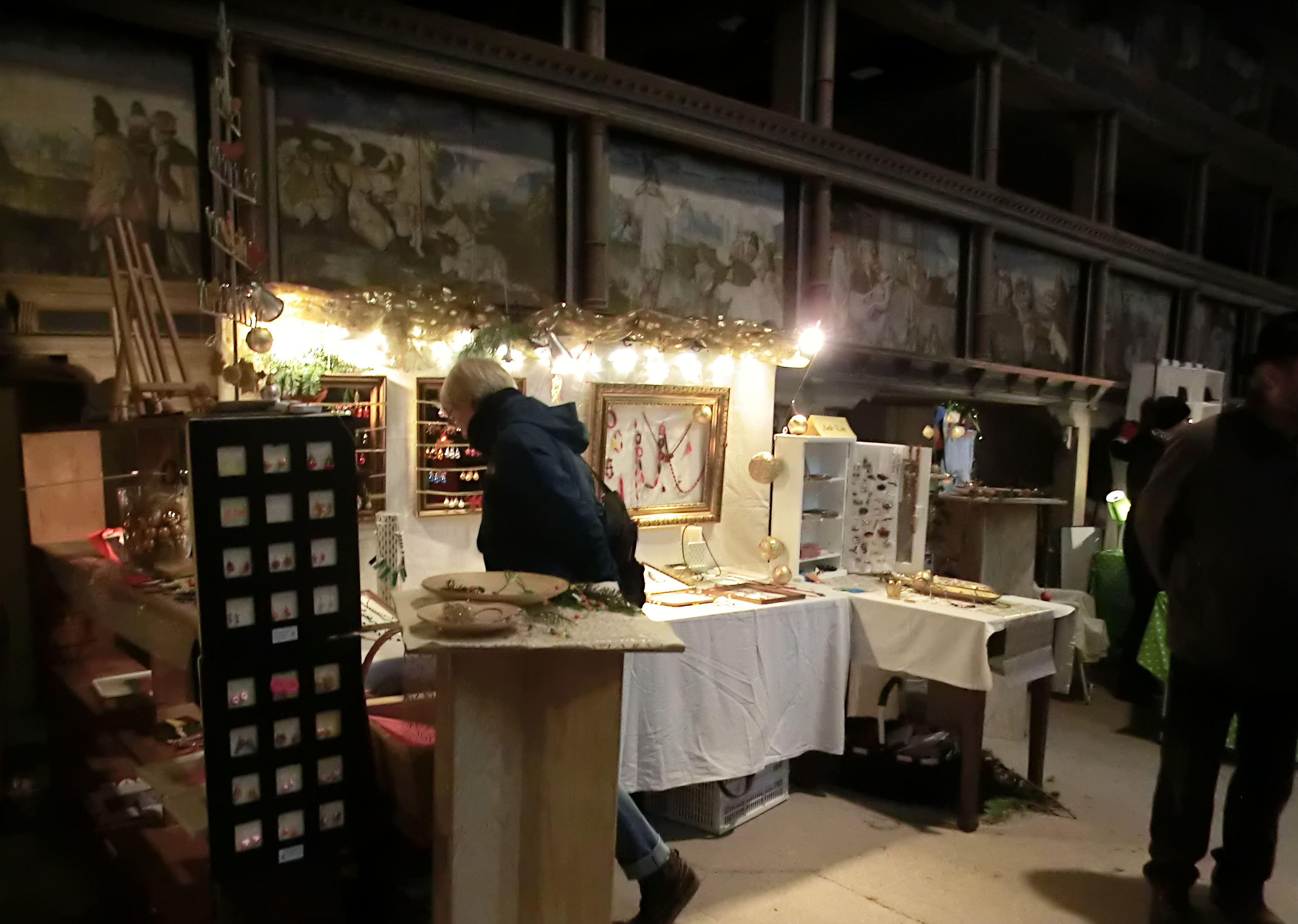 Kunst- und Handwerkermarkt 2014, Foto: Ruth E. Zein