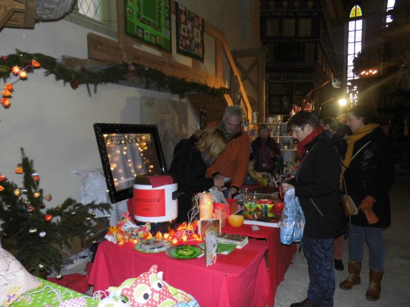Kunst- und Handwerkermarkt 2015, Foto: Ruth E. Zein